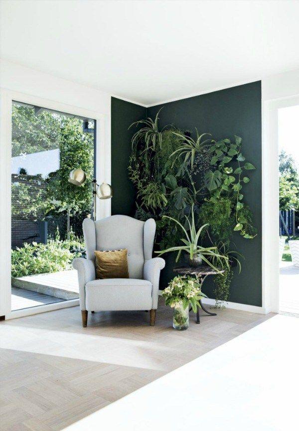 Dark Green Interiors Paint IdeasInterior Design