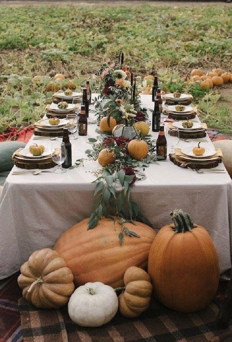 40 lovely outdoor thanks giving dining decor ideas decor design rh pinterest com