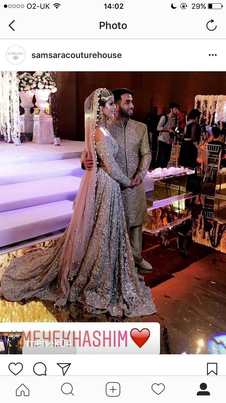 Pin von Sophia K auf Pakistani Wedding | Pinterest | Indische saris ...