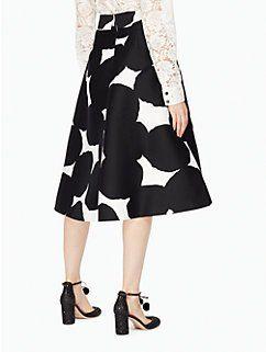 d8543bcee6fe blot dot midi skirt by kate spade new york | My Style | Skirts ...