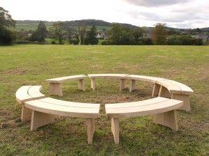 Peachy Circular Benches In 2019 Wooden Garden Benches Outdoor Pdpeps Interior Chair Design Pdpepsorg