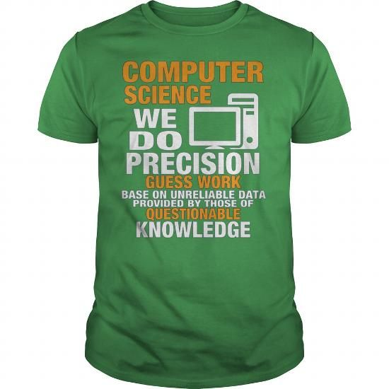 Personalized Name LTD COMPUTER SCIENCE T-Shirts