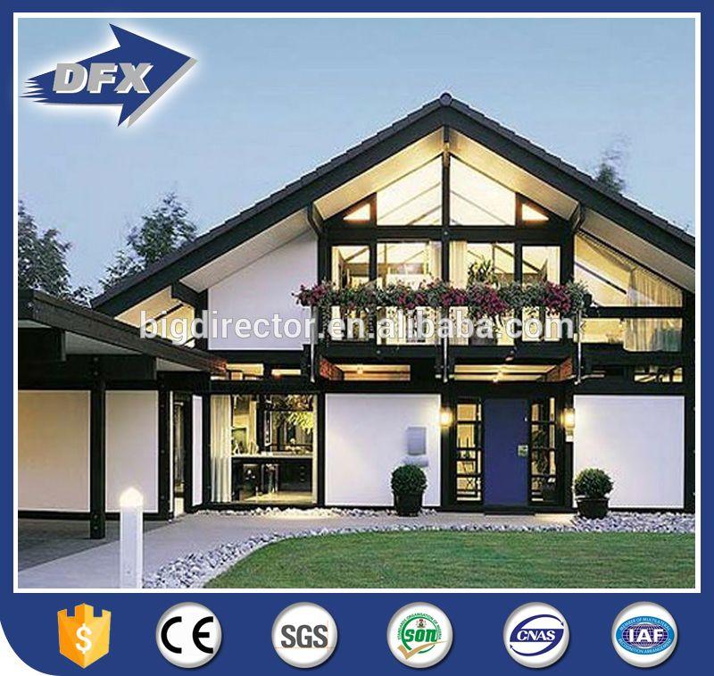 prefab luxury light steel structure modular homes house find rh pinterest com