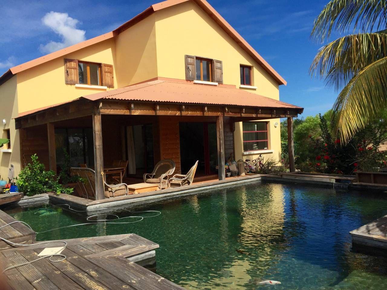 Villa Fleur De Lotus Ile De La Reunion Saint Paul Piscine