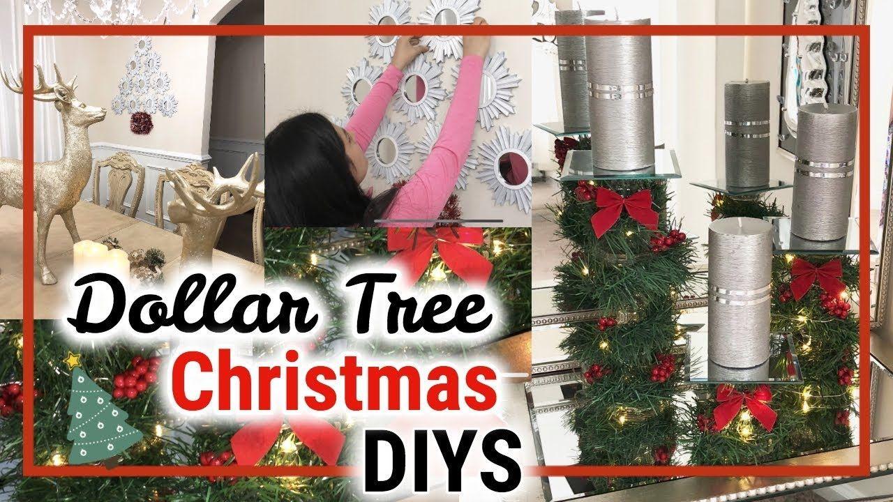 diy dollar tree christmas decor 2018 gift ideas displate dollar rh pinterest com