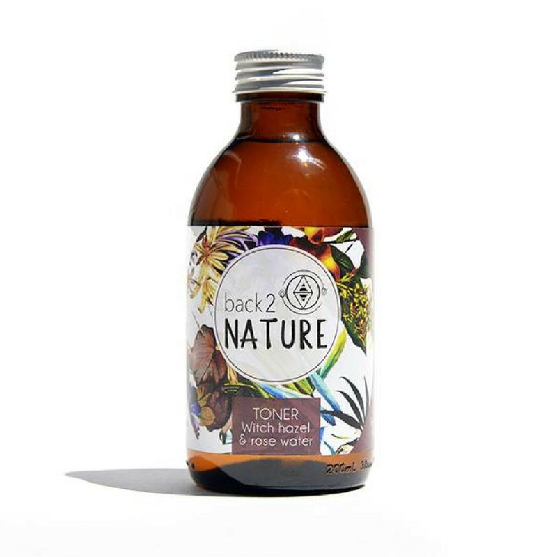 Natural toner Natural toner