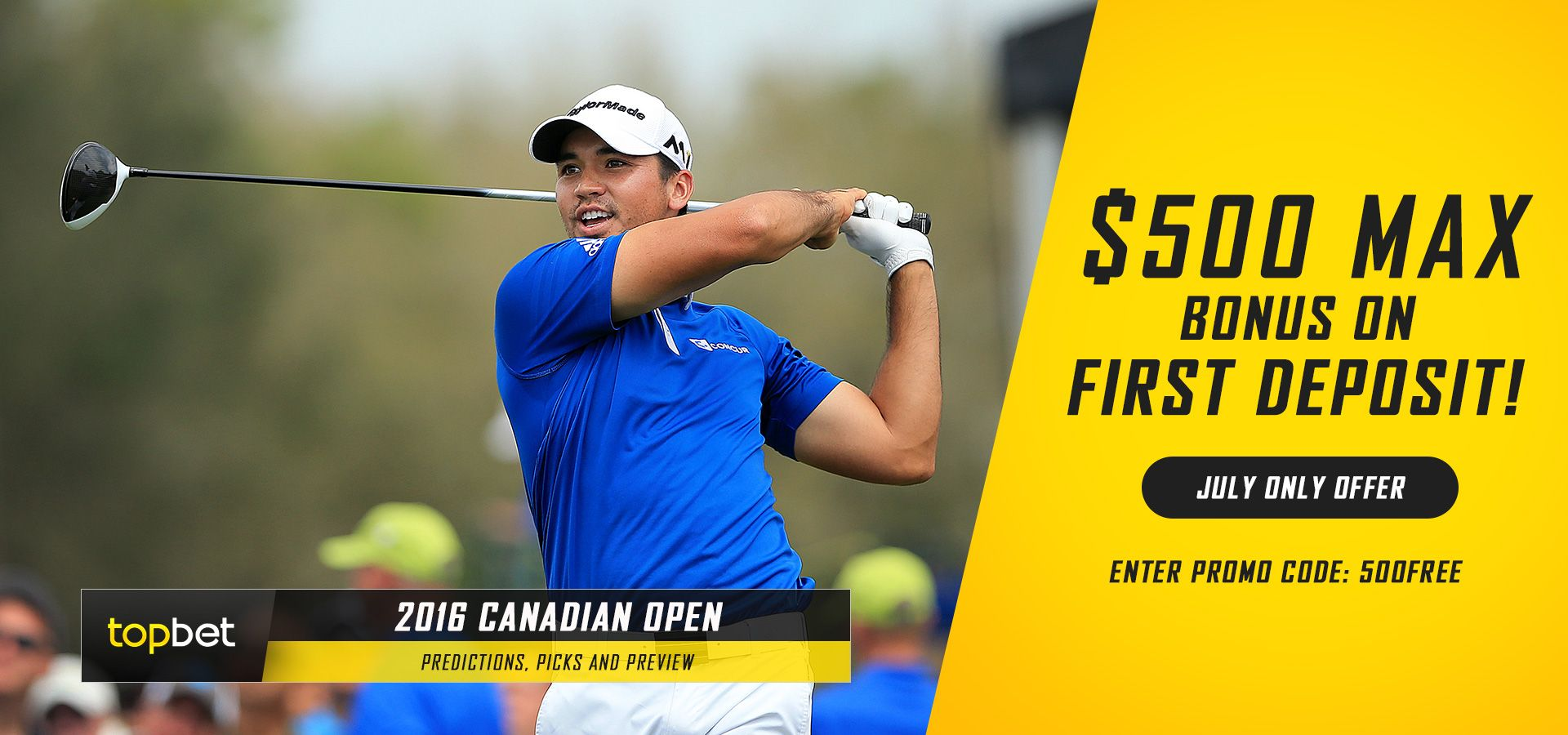 2016 RBC Canadian Open Predictions, Picks and PGA Preview