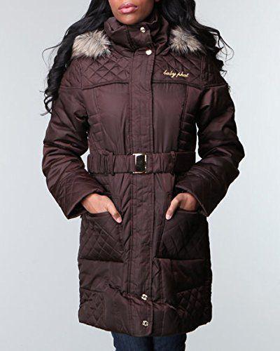 eshion Women Long Sleeve Stand Collar Coat Zipper Down Long Bomber Jacket