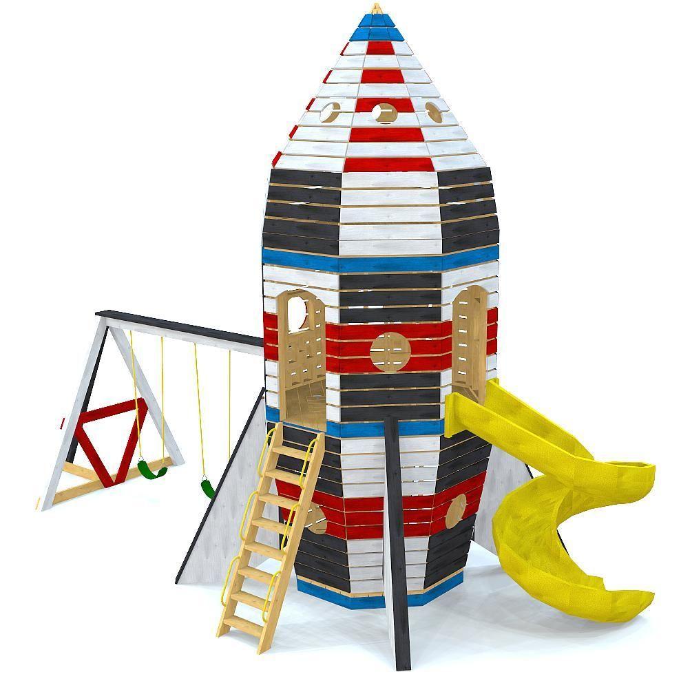 Rippin' Rocketship Play-set Plan In 2020