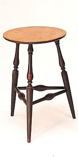 lawrence crouse small windsor candlestand furniture furniture rh pinterest com