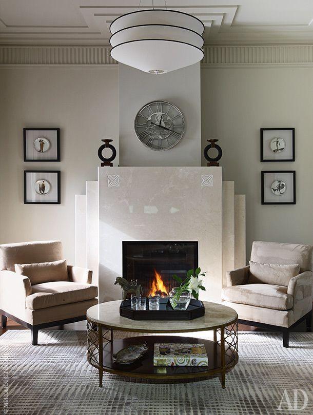 Wordpress Le Bourgeois Art Deco Fireplace Elevator