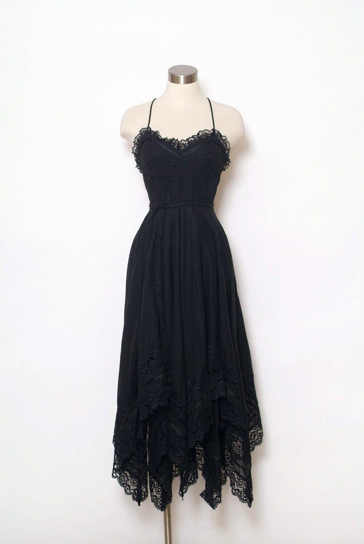 Vintage 70s Dress / Vintage Dress / dress / retro