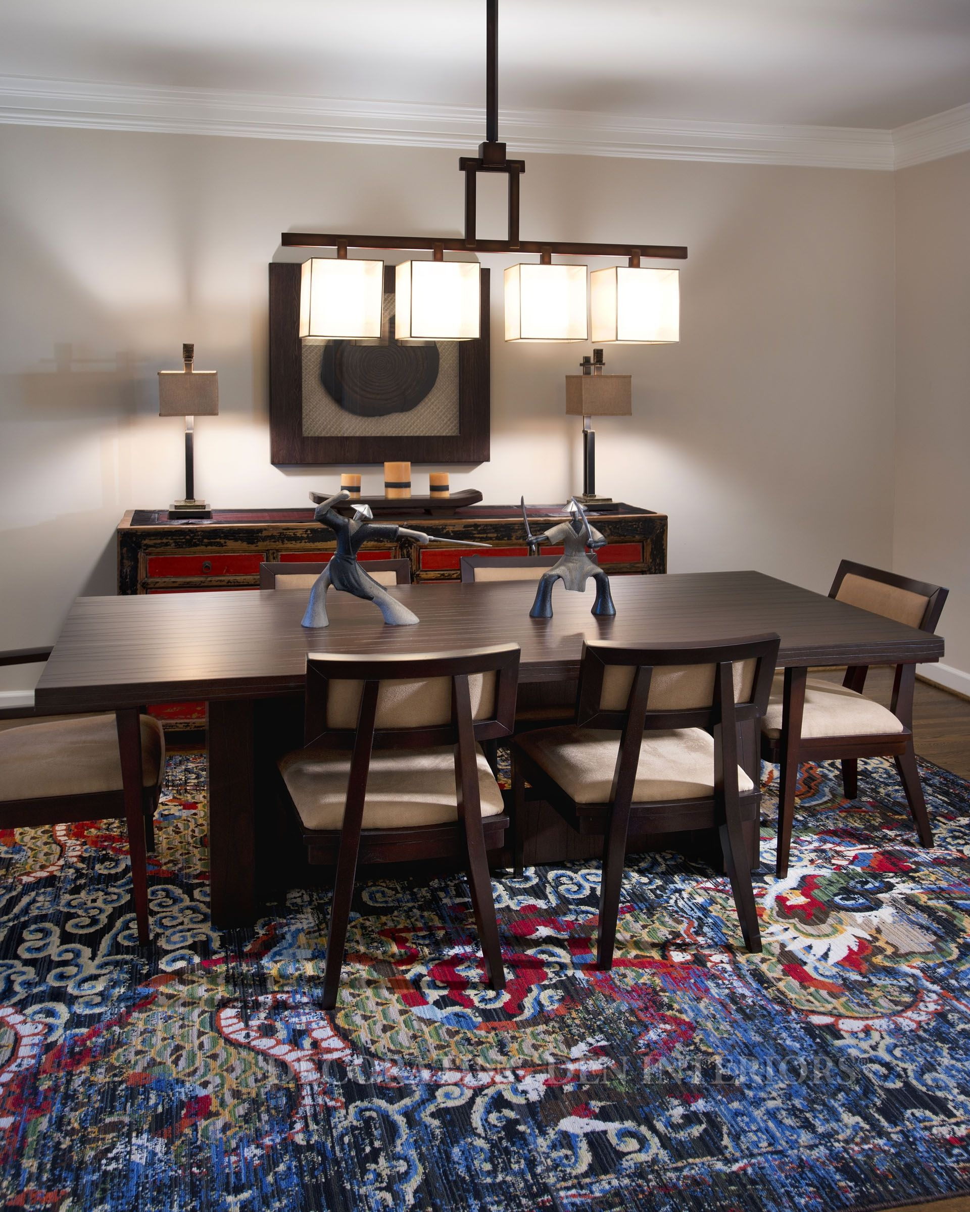 www.decoratingden.com | Dining Spaces 2016 | Dining room ...