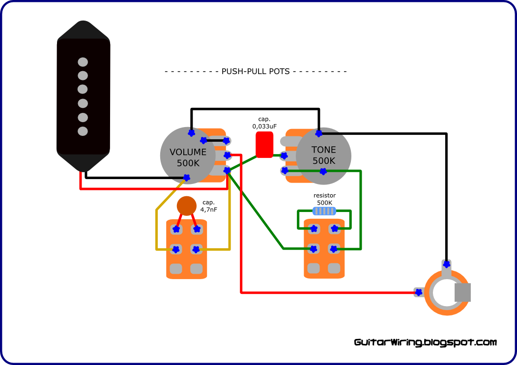 the guitar wiring blog - diagrams and tips: gibson les paul jr and sg jr  wiring mod