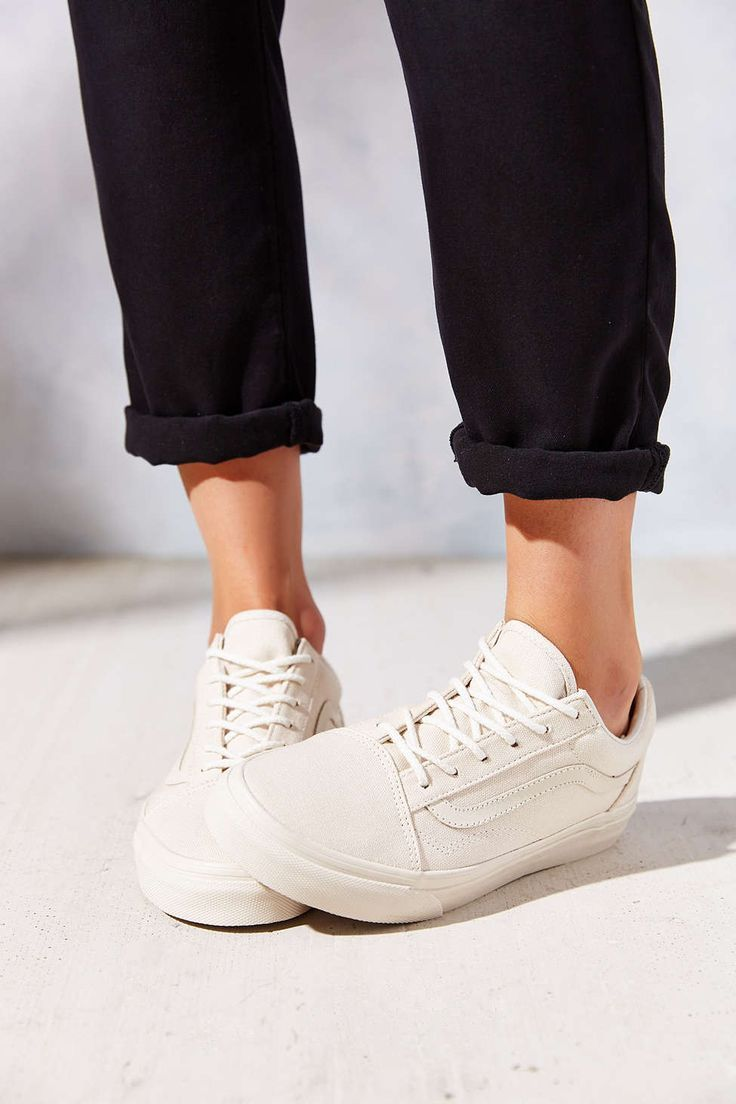 vans old skool canvas damen
