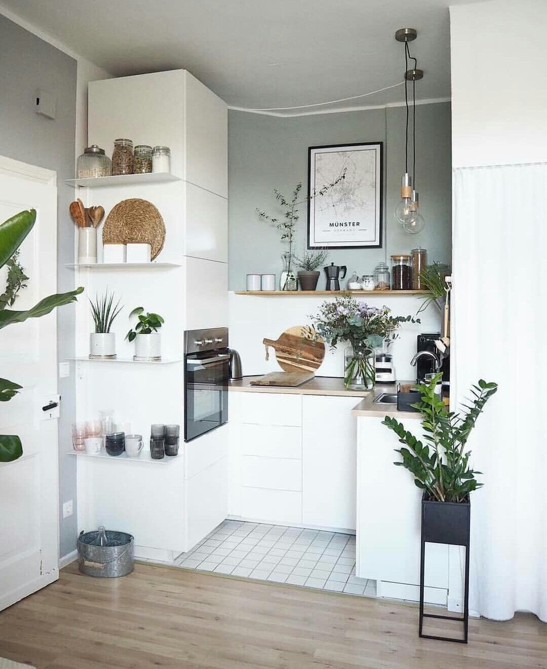 Pin by Marie THERESE on Deco cuina  Kitchen design small, Kitchen