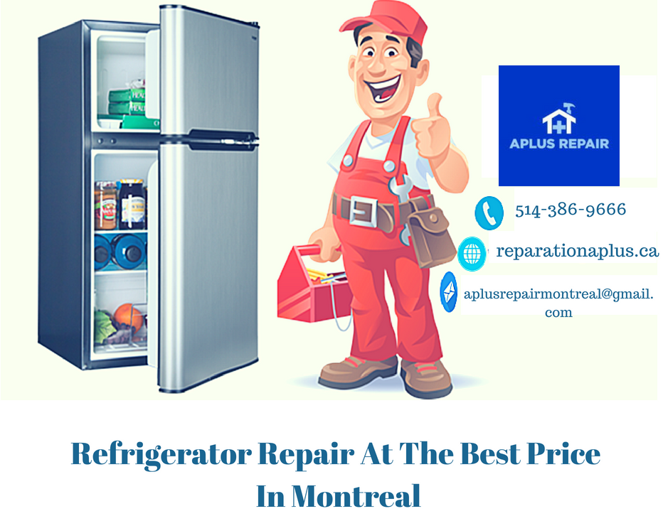 Refrigerator Repair Aplusrepair When Your Refrigerator Is Not Cooling Ptoper It Can Be A Disaster We Can Diag Refrigerator Repair Repair Appliance Repair