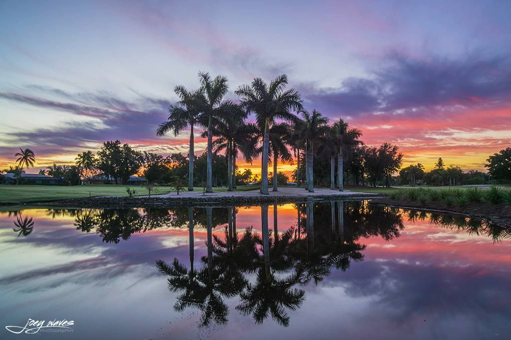 Nice colors this morning from Marco Island - Joey Waves Photography  ♠ re-pinned by http://www.waterfront-properties.com/