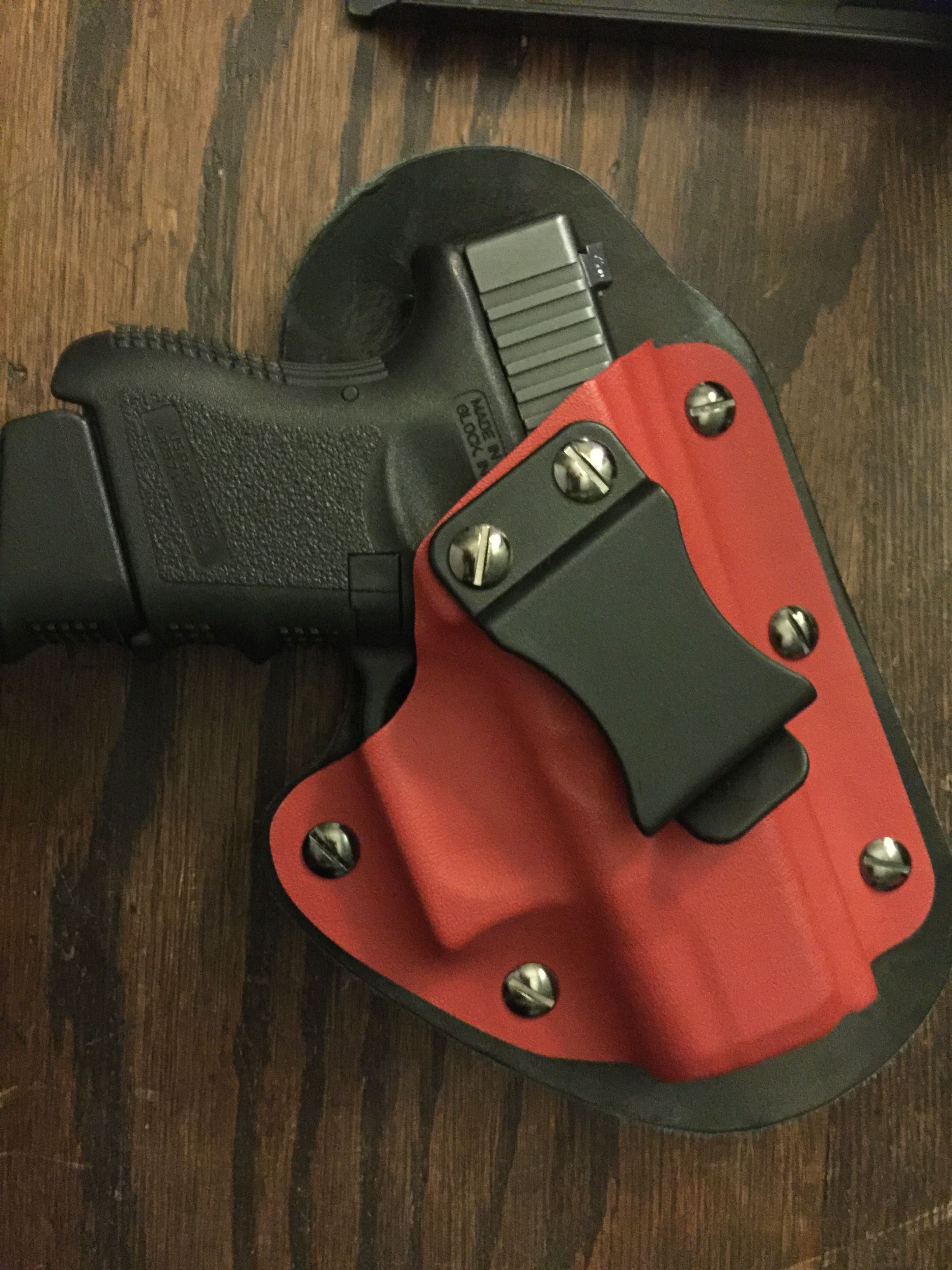 raw dog tactical holster