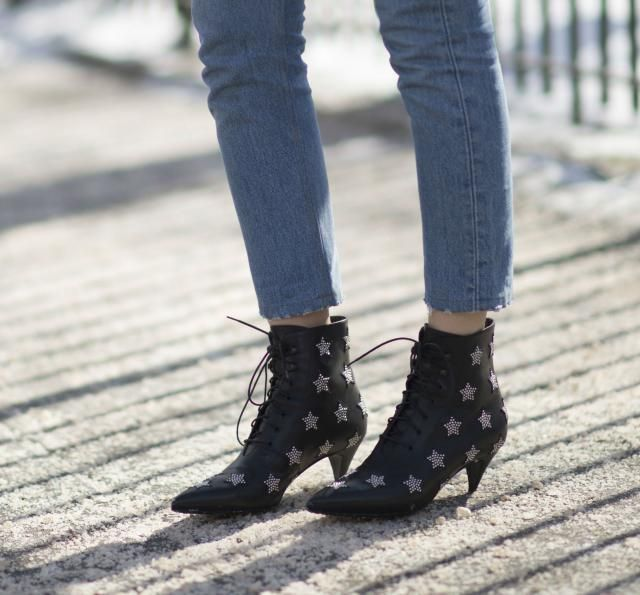 #boyfriend #including #together #booties #wearing #options #styles #trendy #skinny #jeans #ankle #boots #ideas #with #give10 Chic Ways to Wear Ankle Boots and Jeans Get ideas for how to wear trendy ankle boots and jeans together, including options for wearing booties with skinny jeans and boyfriend styles.: Give Hems a TrimGet ideas for how to wear trendy ankle boots and jeans together, including options for wearing booties with skinny jeans and boyfriend styles.: Give Hems a Trim #skinnyjeansan #skinnyjeansandankleboots