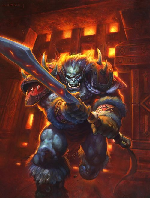 Black Rock Mountain Hearthstone Cards Here are some of the best World of Warcraft Artwork I could find online.