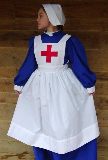 dc7bf8963969f Royal Civil War Nurse Costume Clara Barton Florence Nightingale ...