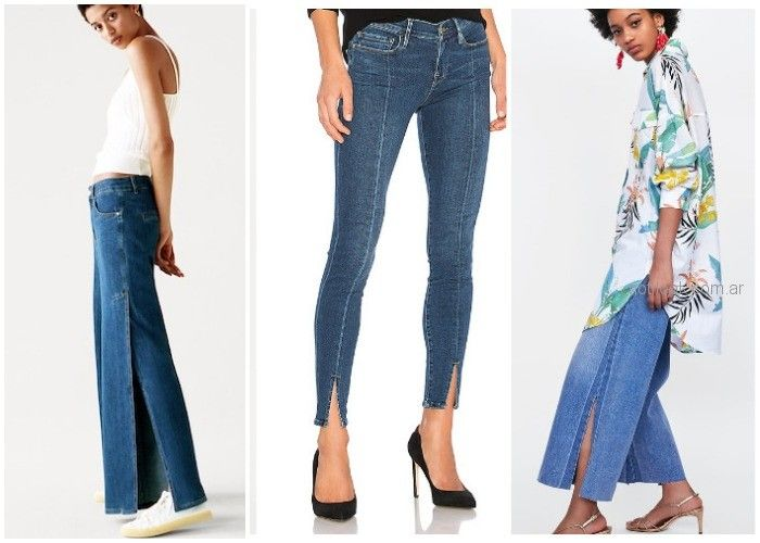 Denim/ Moda primavera verano 2019 | Ushi | Ropa de moda ...