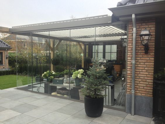 25 Jaw Dropping Small Patio With Glass Walls Ideas To Copy