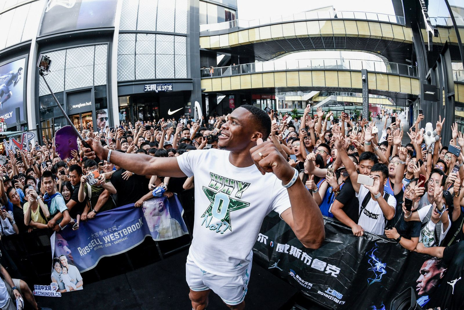 Russell Westbrook Why Not  Shanghai Interview  thatdope  sneakers  luxury   dope  fashion  trending c7559bb14a