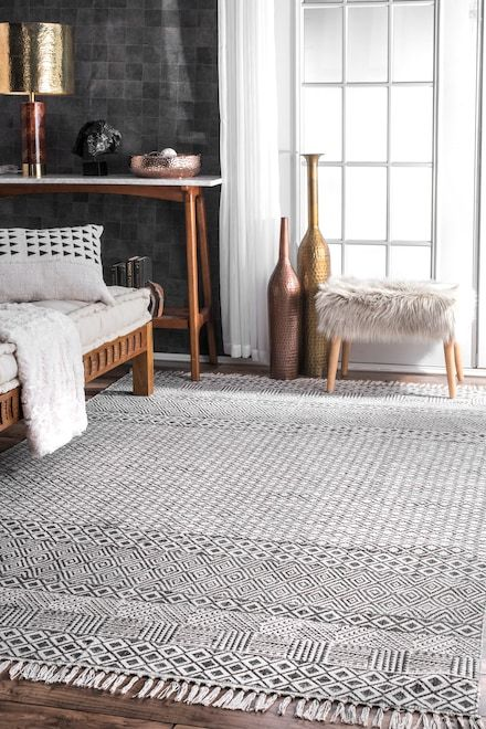rugs usa area rugs in many styles including contemporary braided rh pinterest com