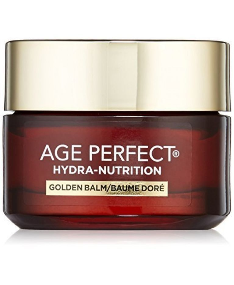 L'Oreal Paris Age Perfect Hydra-Nutrition Golden Balm Face/Neck/Chest - GoodHousekeeping.com