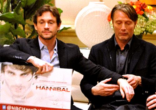 Hannibal TCA's 1/19/2014