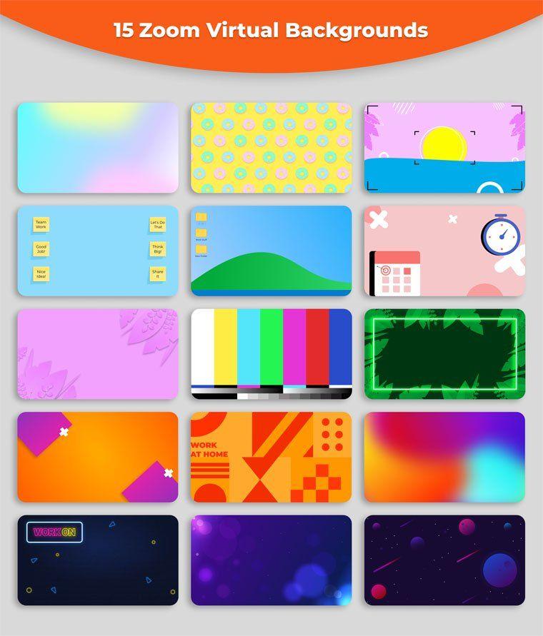 Comment changer l'arrièreplan virtuel de Zoom + images
