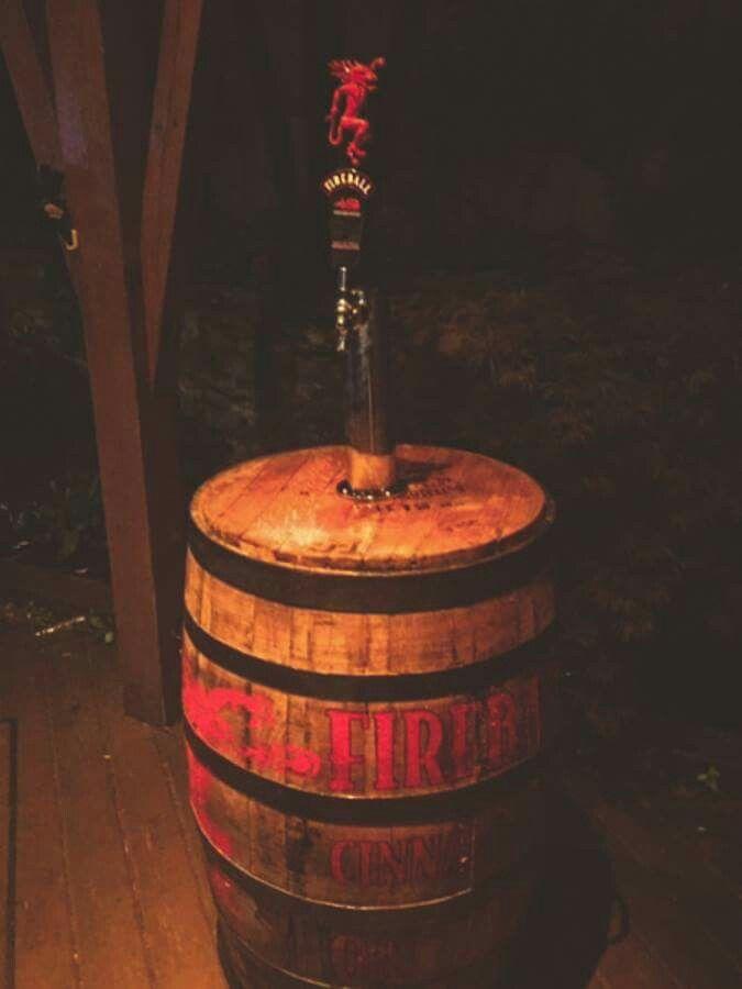 Barrel of fireball