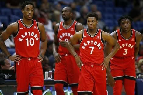 69c760014 Blow up the core. If the Toronto Raptors lose to the Clevland Cavaliers  again this post season do the Raptors head office need to consider trading…