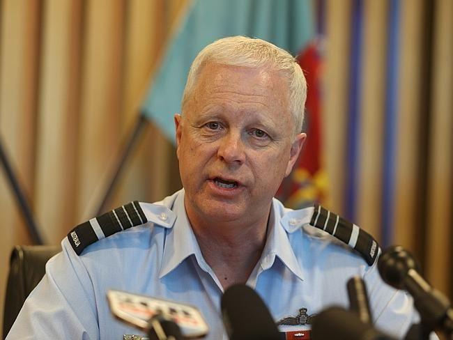 Image result for Defence chief Mark Binskin