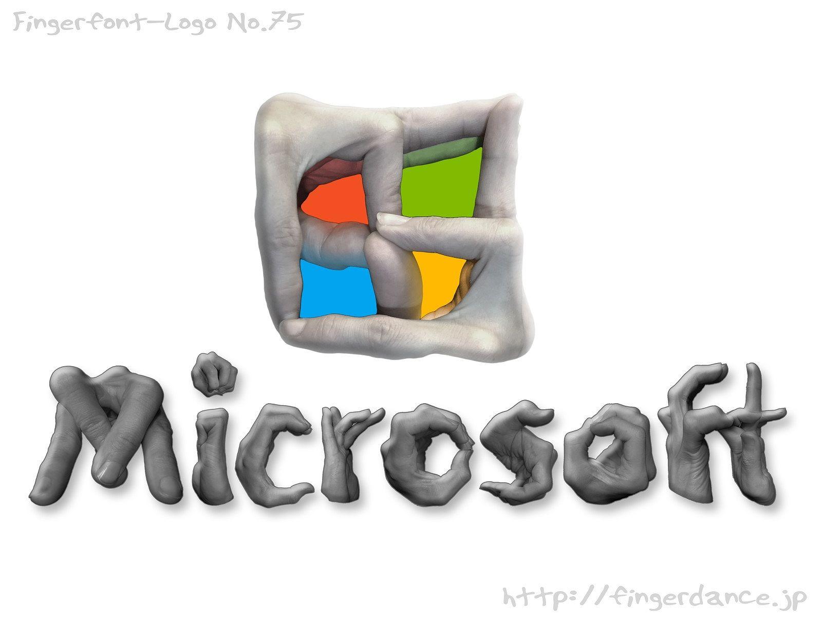 Microsoft マイクロソフト Windows ウインドウズ ビルゲイツ [ Finger