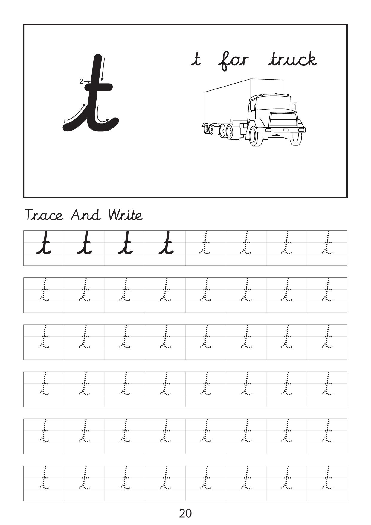 Cursive Alphabet Discover Set Of Cursive Small Letters A