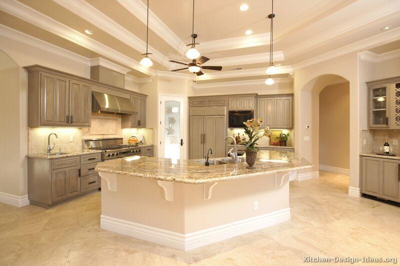 Traditional Luxury Kitchen Designs Of Kitchens Traditional Gray Kitchen Cabinets Ki Traditional Kitchen Design Grey Kitchen Cabinets Luxury Kitchens