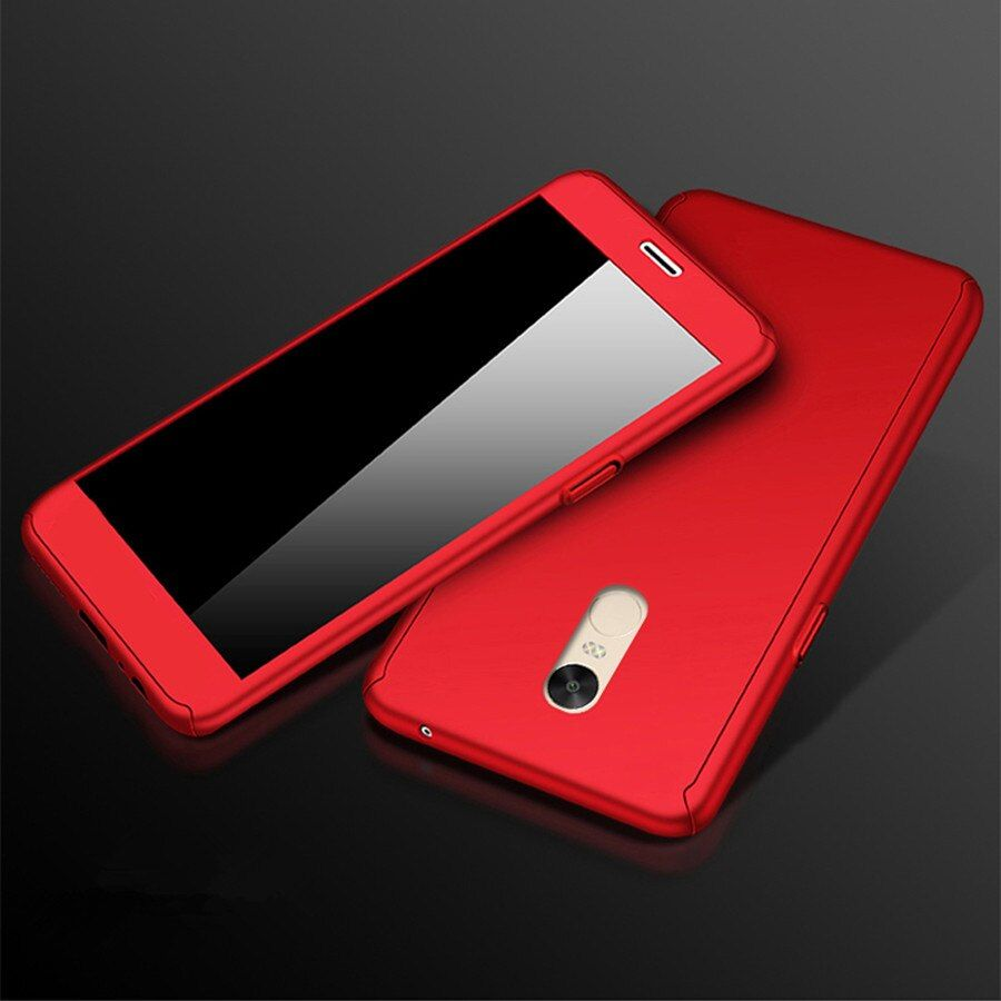 Xiaomi 8 Redmi S2 Case For Xiaomi Redmi 6 Plus 4a 4x 5a 5 Plus Note 3 4 4x 5 Pro Case Xiomi Mi A1 5x 360 Pc Cover Tempered Glass Samsung Phone Cases Phone Case Cover Samsung