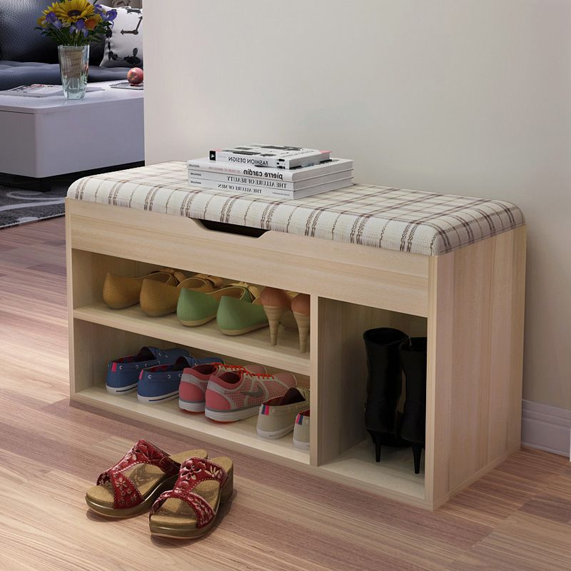 Vine sfere creative shoe bench storage bench