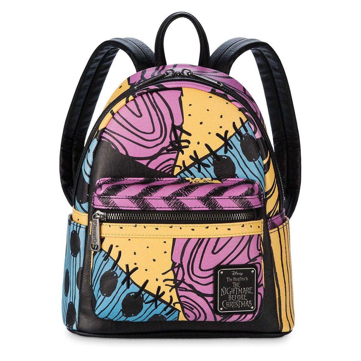 71bb4452ee18 ... Disney bags from Loungefly. Sally Mini Backpack by Loungefly - Tim  Burton s The Nightmare Before Christmas