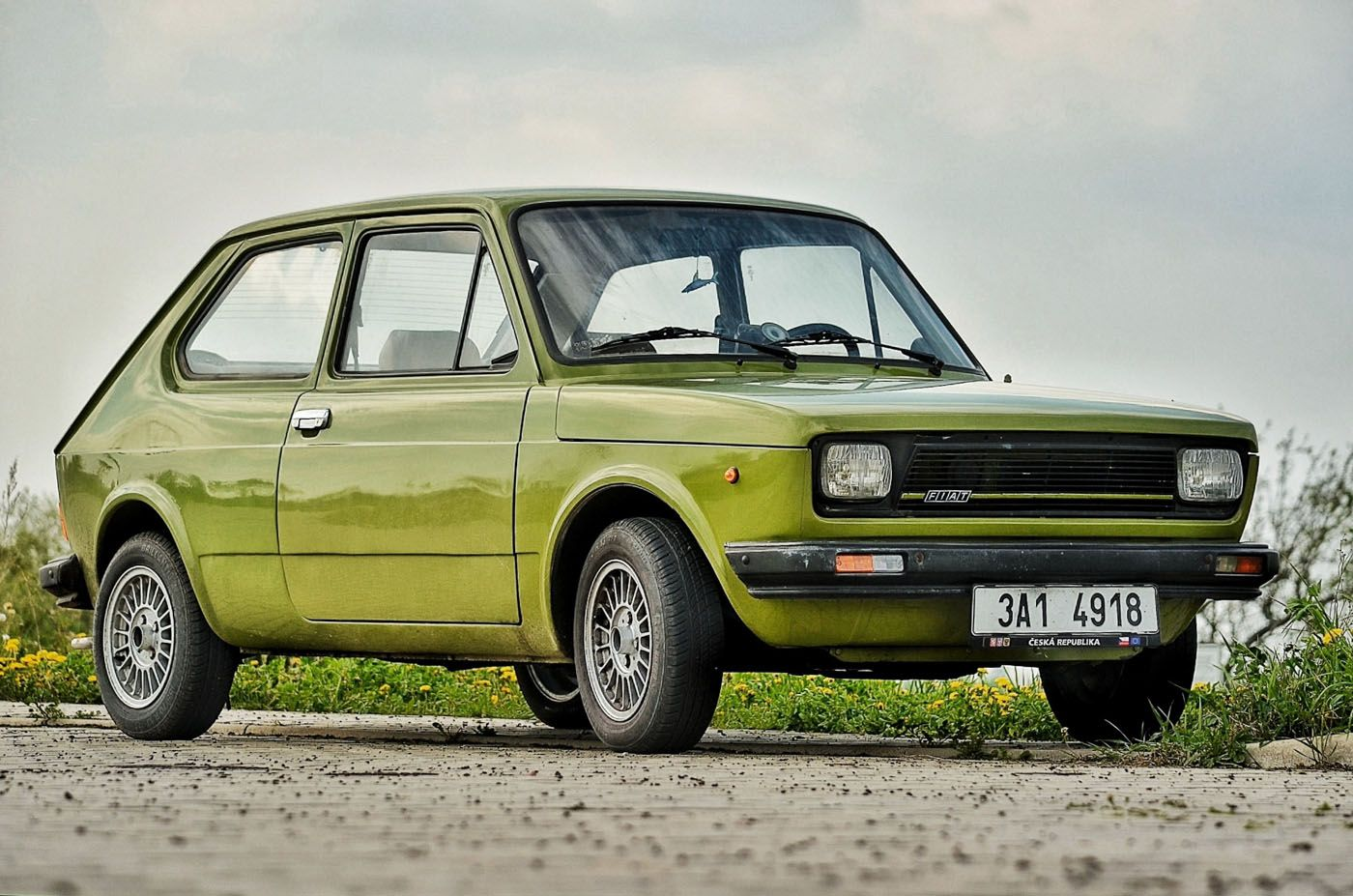 Fiat fiat 127 : Perseverance and Passion Keep This Fiat Humming | Fiat, Cars and ...