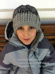 Image result for patterns for beanies for boys