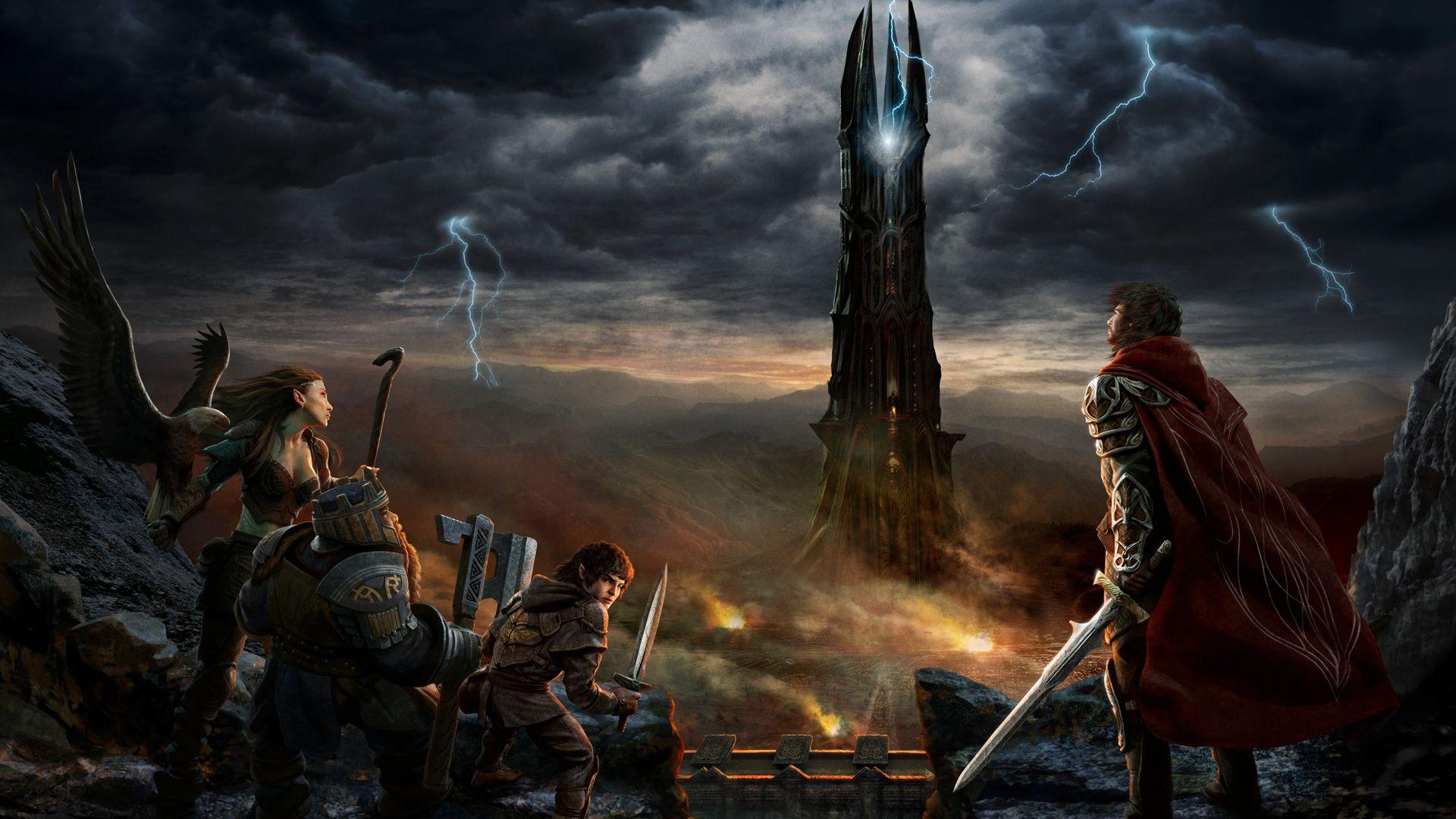 Épinglé par Manos Mar sur VideoGames24.gr Seigneur des