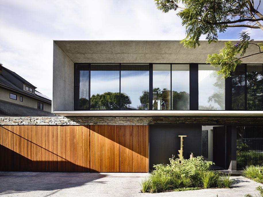 House MGADConcreteDerekSwawell57062 1 Architecture Pinterest