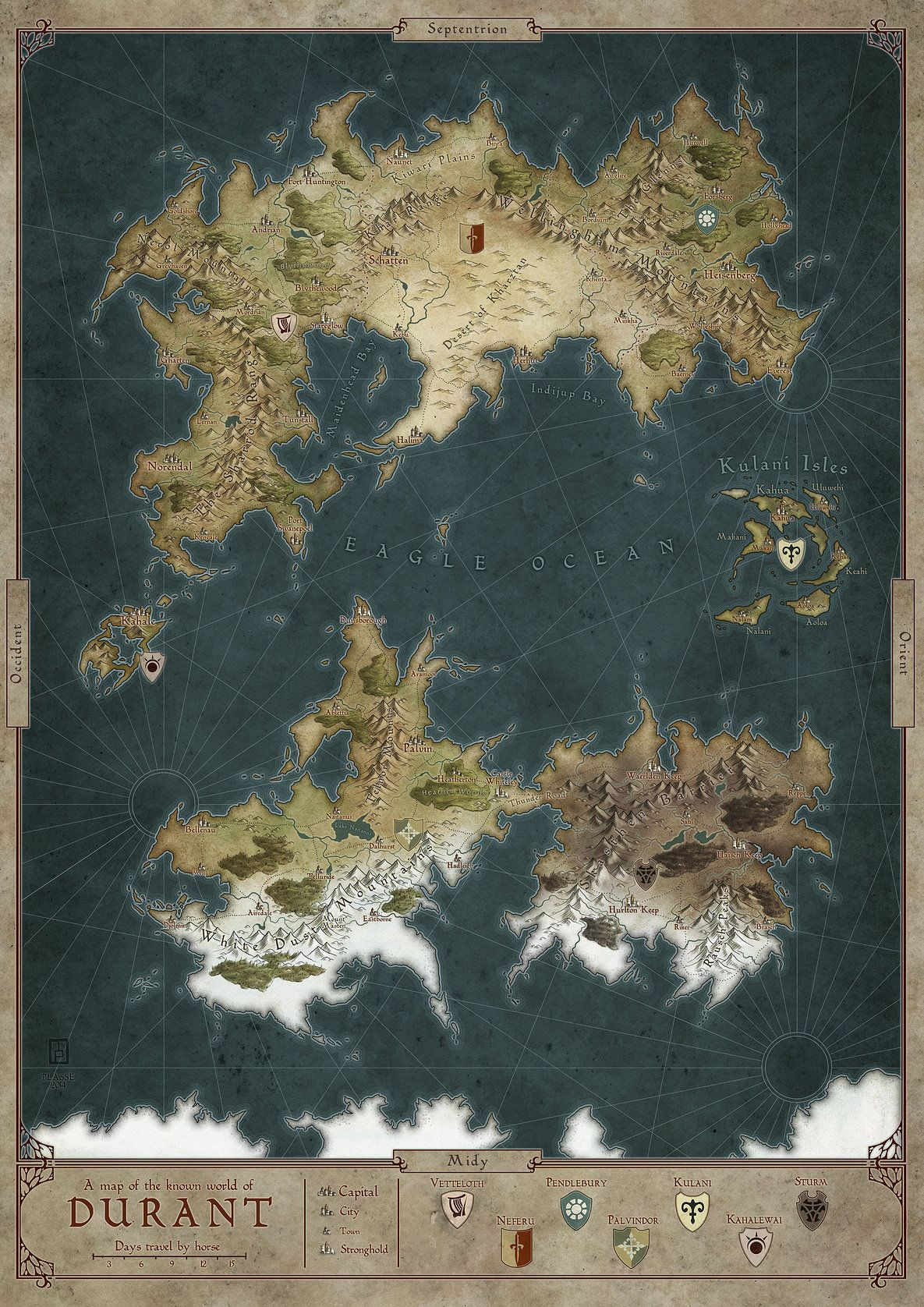 Pin by Dominique Paquin on Fantasy Maps