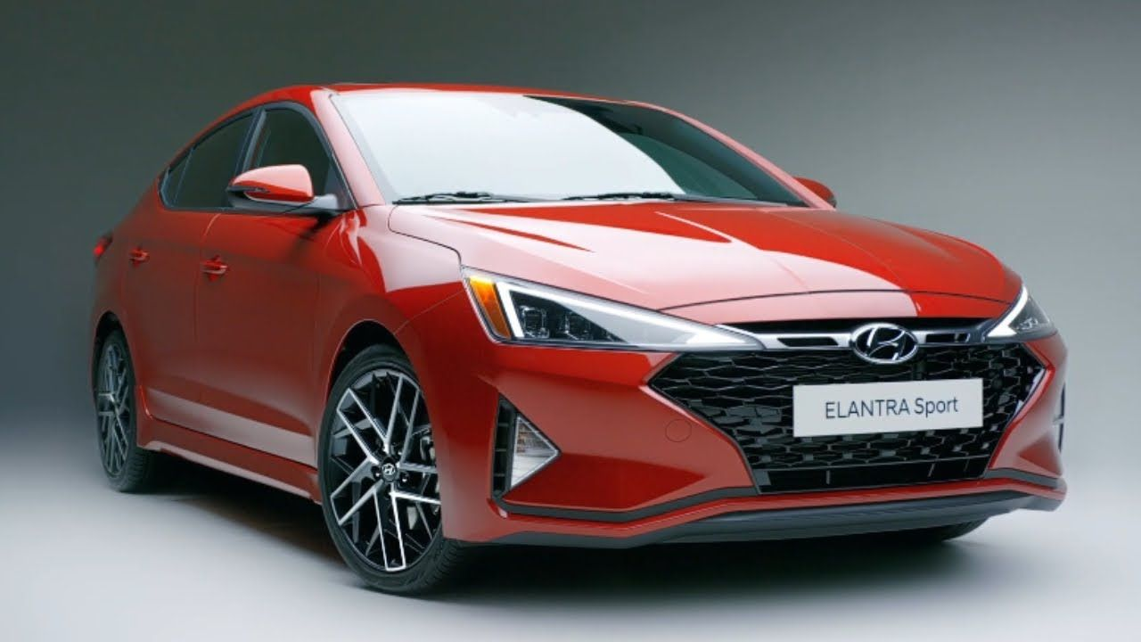 2020 Hyundai Elantra GT N Line Hyundai elantra, Elantra