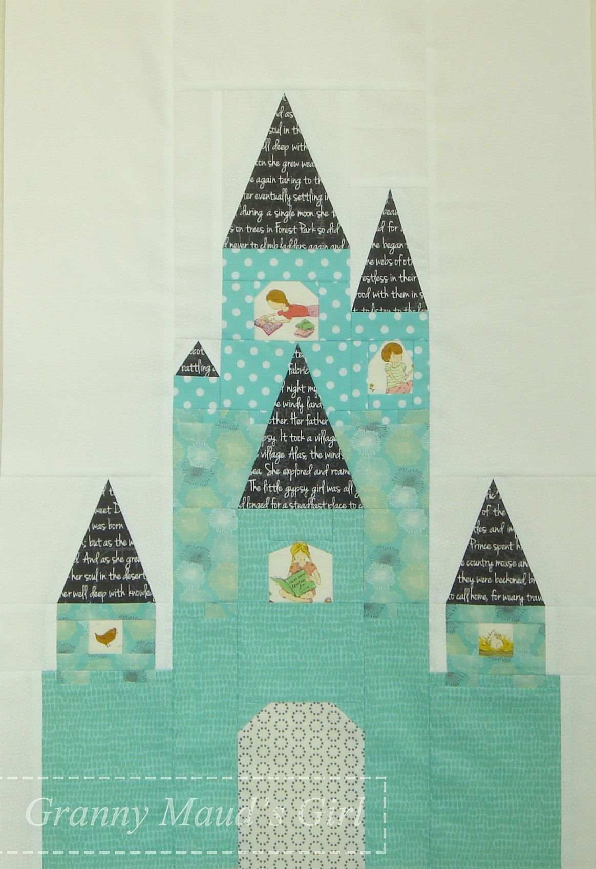 Whimsical quilts | Whimsical, Patterns and Block quilt : fairy tale quilt patterns - Adamdwight.com
