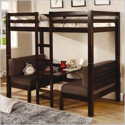 Bunk Beds Cheap Bed Loft Twin Over Full Futon